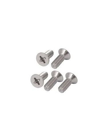 Countersunk Stainless Screw x 4